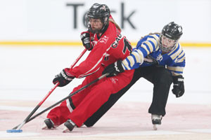 2018 Save-On-Foods Canadian Ringette Championships
