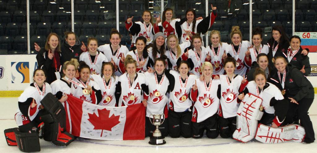 2012 U19 Team Canada East-Est