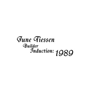 June Tiessen
