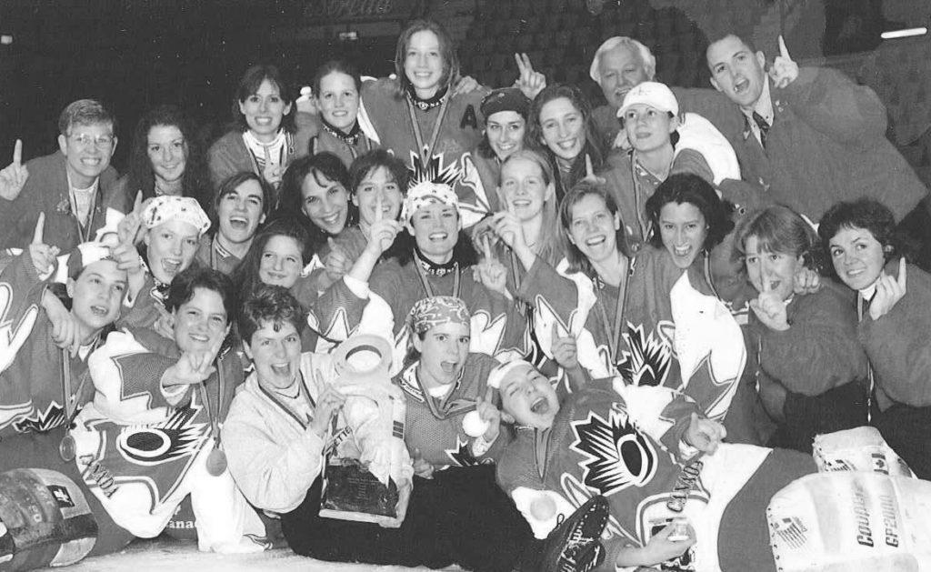 Team Canada 1996