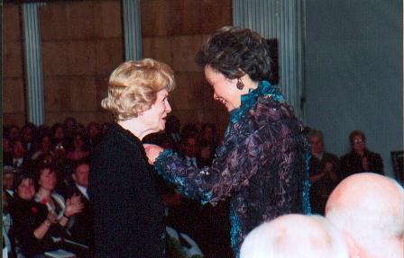 Order of Canada Agnes